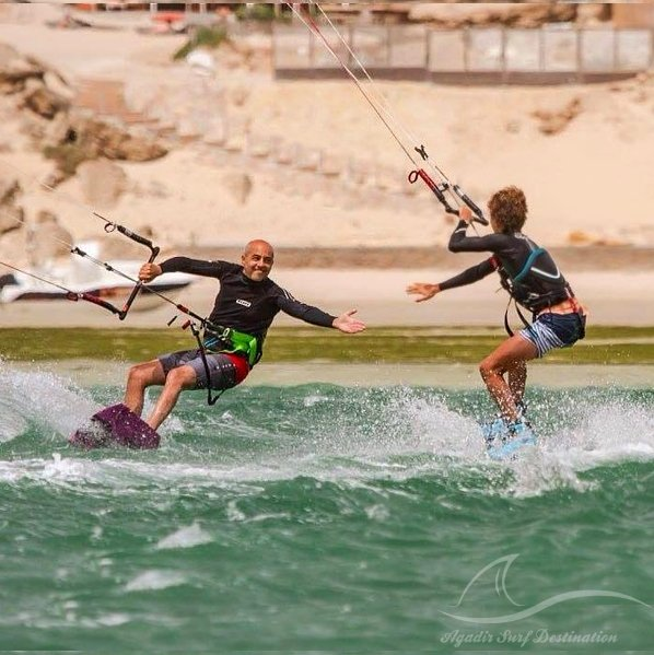 NOS PACKS KITESURF